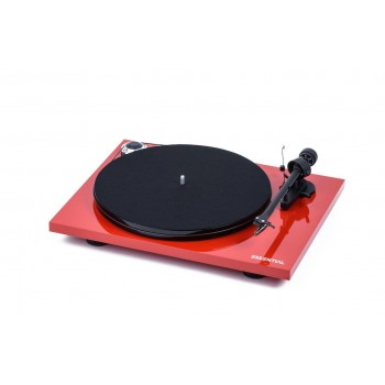 Project Essential III. Giradiscos Rojo