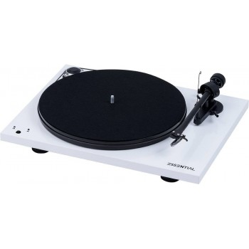 Project Essential III SB. Turntable.