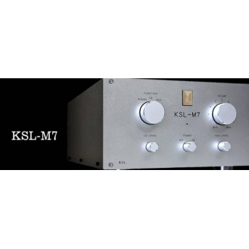 Kondo Audio Note KSL-M7. Preamplificador.