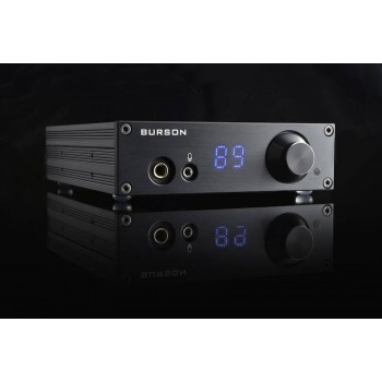 Burson Audio Play with V6 Vivid. Headphones amp.