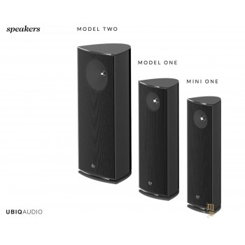 UBIQ AUDIO MINI ONE Duelund. Altavoces de suelo