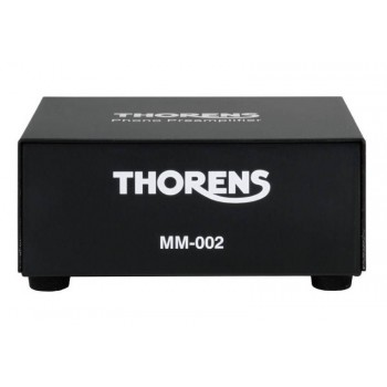 Thorens MM 002. Previo de phono.