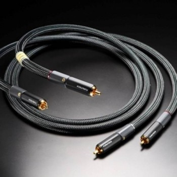 Furutech Audio Evolution II. Interconnection cable RCA - RCA  2 x 1,2 m.