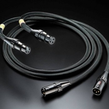 Furutech Audio Evolution II.  Cable de interconexión XLR - XLR  2 x 1,2 m.