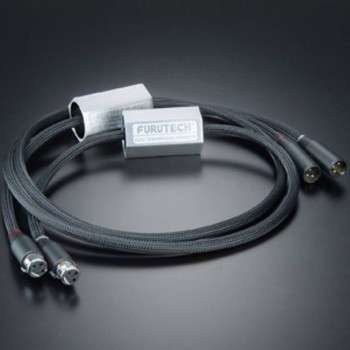 Furutech Audio Reference III. Cable de interconexión XLR - XLR  2 x 1,2 m.
