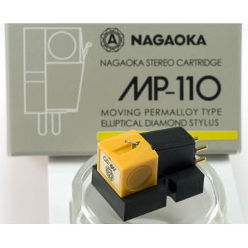 Nagaoka MP-110, Cápsula MM