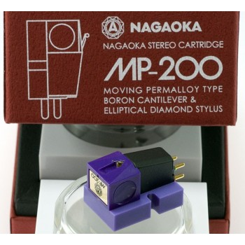 Nagaoka MP-200, MM Cartridge