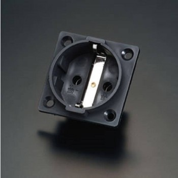 Furutech FI-E30(R). Power connector FEMALE.