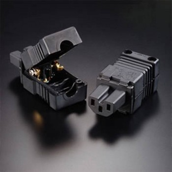 Furutech FI-15E(G). IEC Power connector.