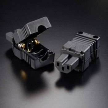 Furutech FI-15E(Cu). IEC Power connector.