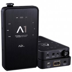 Furutech ADL A1. Portable headphone amplifier.