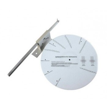 Dr. Feickert Protractor Pro. Universal Protractor.
