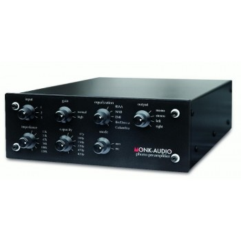 Monk Audio Phono Preamplificador de fono