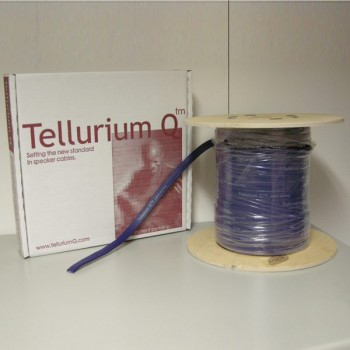 Tellurium Q Blue Speaker Cable not terminated 1m