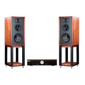 MUSICAL FIDELITY M2SI + Linton + Stands