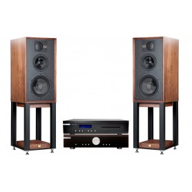 MUSICAL FIDELITY M2SI + M2SCD + Linton + Stands