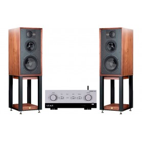 LEAK Stereo 130 + Linton + Stands