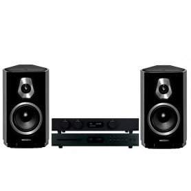 AUDIOLAB 8300A + 8300CDQ + Sonetto I