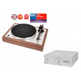 Pack PROJECT The Classic + Phono Box RS. ExDemo