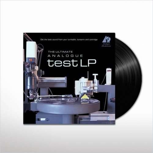 Musical Surroundings The Ultimate Analogue Test LP