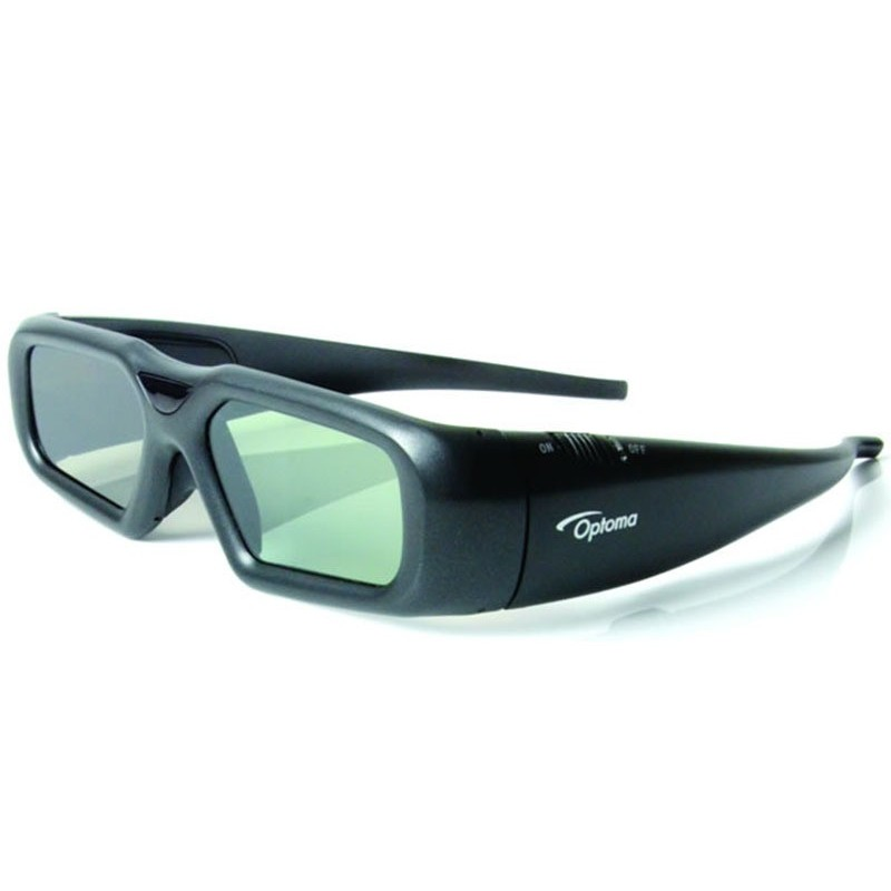 Optoma ZF 2300. 3D Glasses.