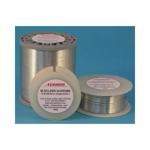 Mundorf MConnect SilverGold Wire 1,0mm