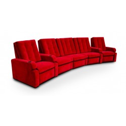 Fortress Seating Roxy Home Theater Seat