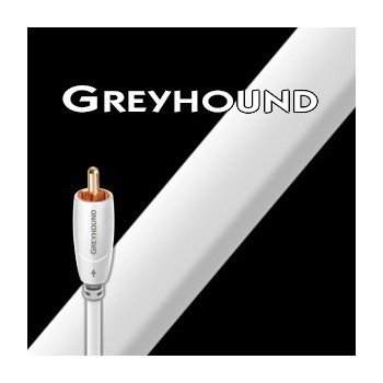 AudioQuest Greyhound Subwoofer Cables