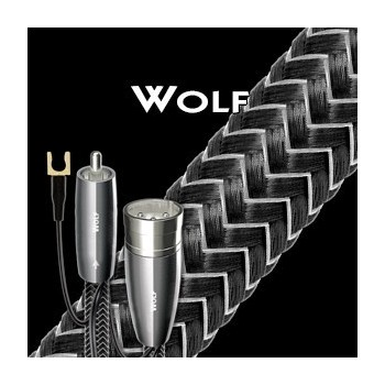 AudioQuest Wolf Subwoofer Cables