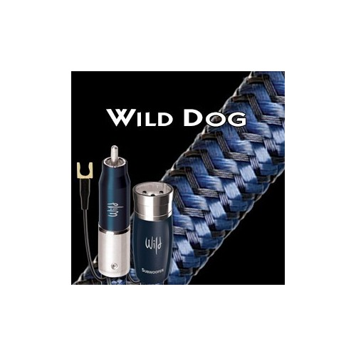 AudioQuest Wild Dog Subwoofer Cables