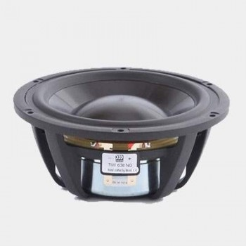 "Morel TiW 638Nd Titanium Series Hybrid 6"" Woofer"