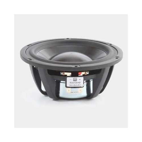 "Morel TiCW 638Nd Titanium Series Hybrid Cu 6"" Woofer"