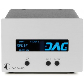 ProJect DAC BOX DS. TO WRAP.