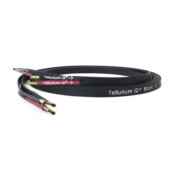 Tellurium Q Ultra Black II Speaker cable