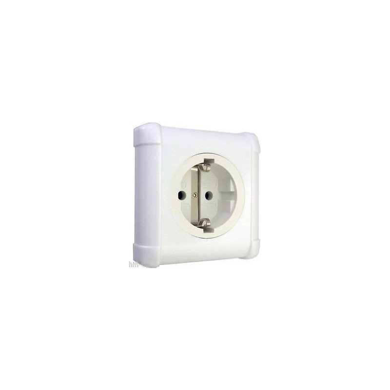 Oyaide SWD-XXX-e enchufe de pared europeo