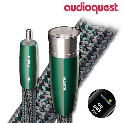 AudioQuest Earth RCA