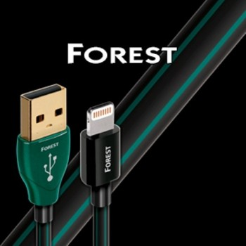 AudioQuest USB Lightning Forest