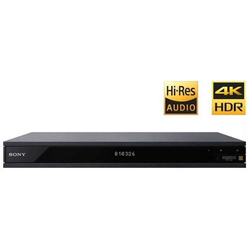 Sony UBP-X1000ES Reproductor 4K FRONTAL
